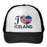Amor de Islandia Gorros