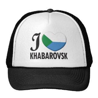 Amor de Jabárovsk Gorros