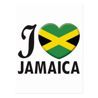 Amor de Jamaica Postales