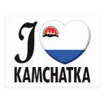Amor de Kamchatka Postales
