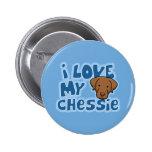 Amor de Kawaii I mi Chessie Pin