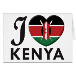 Amor de Kenia Felicitación