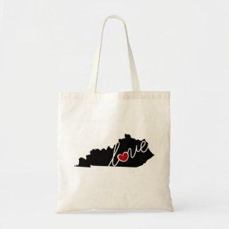 ¡Amor de Kentucky!  Regalos para los amantes de KY Bolsa
