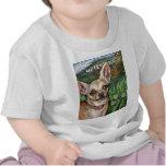 Amor de la chihuahua de Hollywood Camiseta