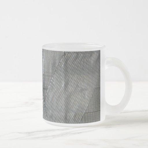 Amor de la cinta aislante taza