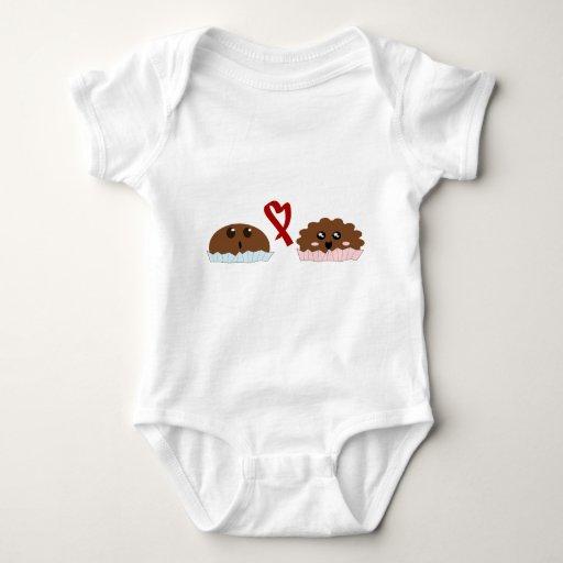 amor de la comida t-shirt