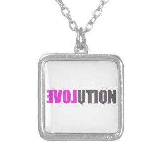 Amor de la evolución joyeria personalizada