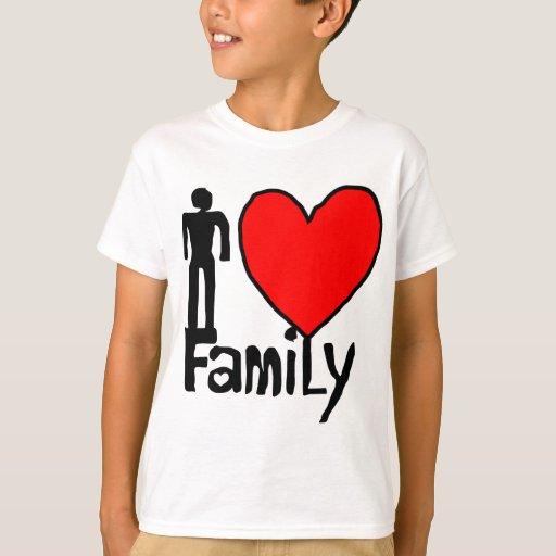 amor de la familia playera