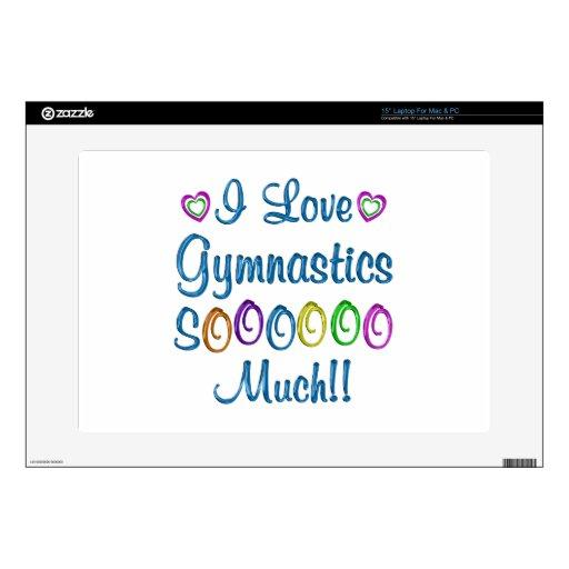 Amor de la gimnasia tanto