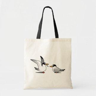 Amor de la golondrina de mar bolsas