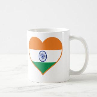 Amor de la India Tazas