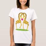 Amor de la jirafa playera