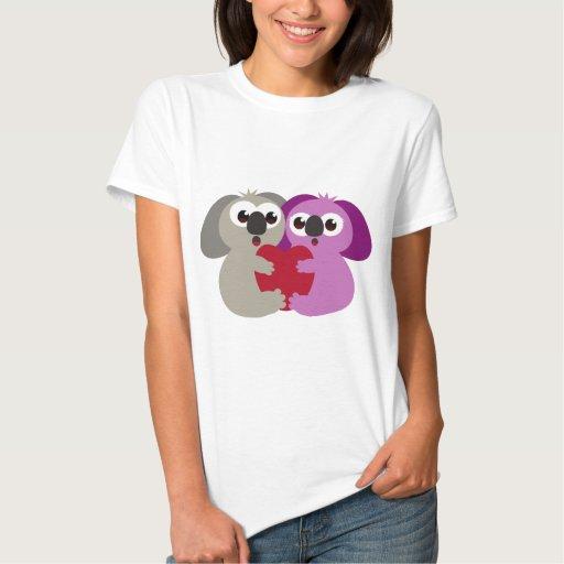 Amor de la koala playera