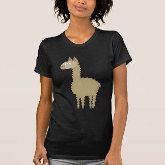 Amor de la llama camiseta