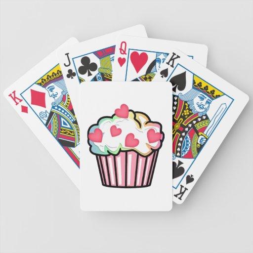 Amor de la magdalena barajas de cartas