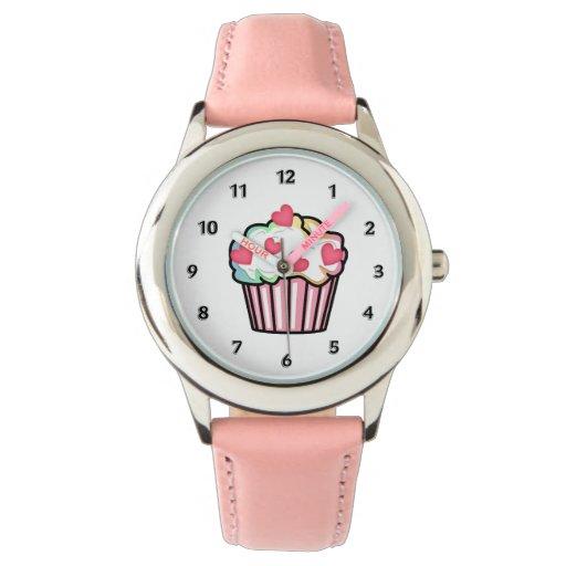 Amor de la magdalena relojes de pulsera