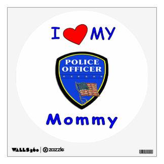 Amor de la mamá de la policía
