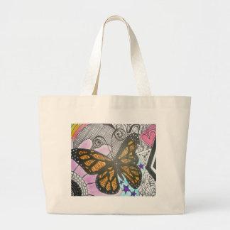 Amor de la mariposa bolsas