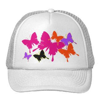 Amor de la mariposa gorra