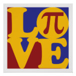 Amor de la matemáticas posters