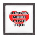 Amor de la necesidad de los jueces también cajas de regalo de calidad