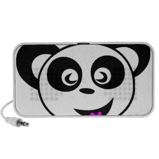 Amor de la panda altavoz