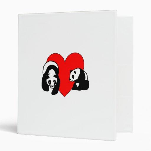 """Amor de la panda carpeta 1"""""""