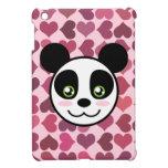 """""""Amor de la panda """" iPad Mini Fundas"""