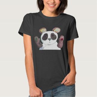Amor de la panda playeras