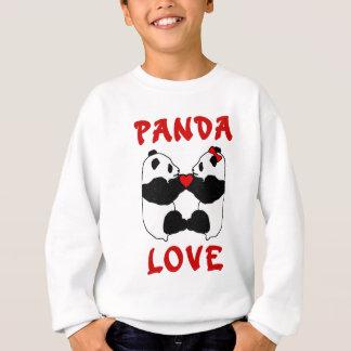 Amor de la panda remeras