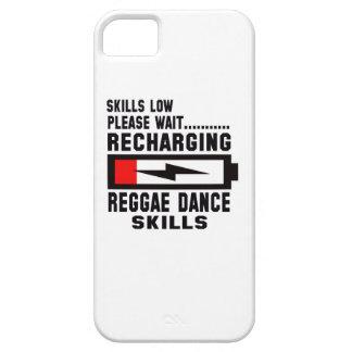Amor de la paz y danza del reggae funda para iPhone 5 barely there