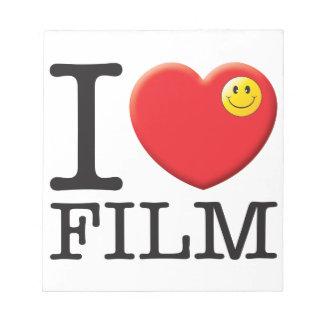 Amor de la película blocs