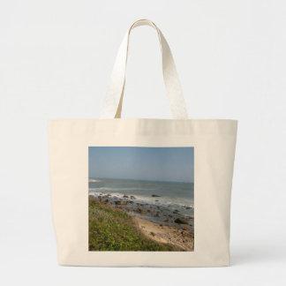 Amor de la playa de Montauk Bolsas