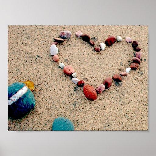 Amor de la playa poster