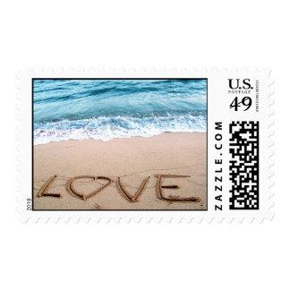 Amor de la playa… sello