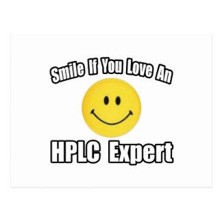 Amor de la sonrisa… un experto de la CLAR Tarjetas Postales