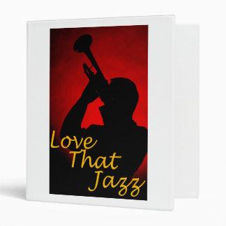 Amor de la trompeta esa carpeta del cuaderno del