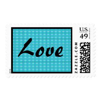 amor de la turquesa sello