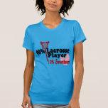 Amor de LaCrosse Camisetas