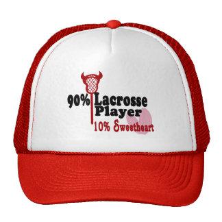 Amor de LaCrosse Gorros Bordados