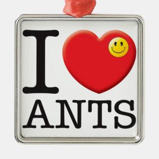 Amor de las hormigas