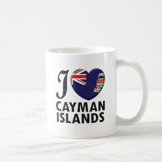 Amor de las Islas Caimán Taza Clásica