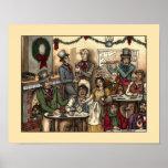 Amor de Les Misérables: Poster del navidad de Les