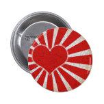 Amor de levantamiento pin