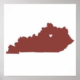 Amor de Lexington, Kentucky Impresiones