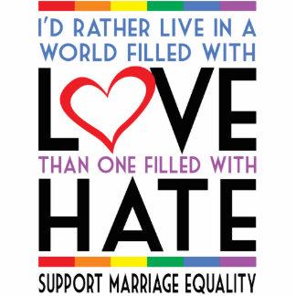 Amor de LGBT sobre odio