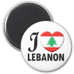Amor de Líbano Imán De Frigorifico