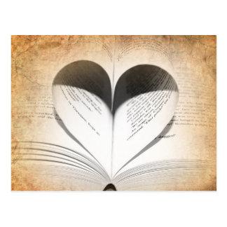 Amor de libros postales