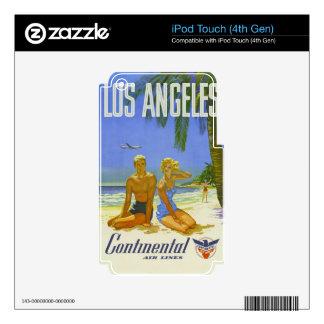 Amor de Los Ángeles iPod Touch 4G Calcomanías