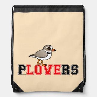 Amor de los chorlitos mochila